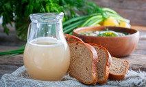Домашний хлебный квас