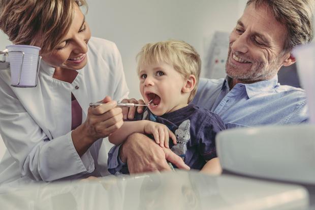 Фото №1 - «Сын не дает лечить себе зубы»