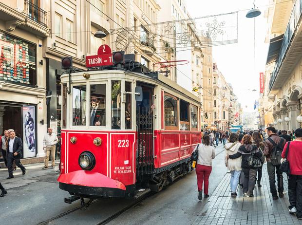Фото №2 - Стамбул: 6 мест в окрестностях улицы Истикляль