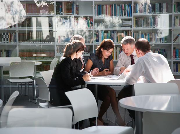 Фото №2 - Как подготовить пространство для успешных переговоров