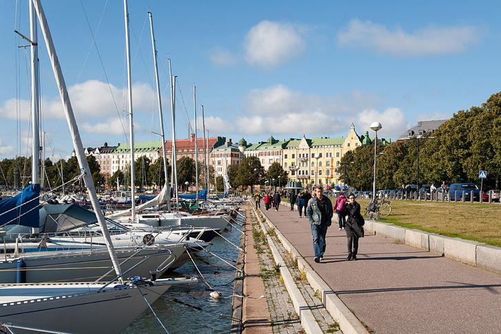 Фото №1 - Дочь Балтики: 15 интересных мест в Хельсинки
