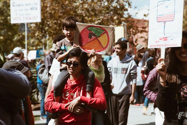 Фото №3 - The March for Our Lives: сегодня мы сражаемся за наши жизни