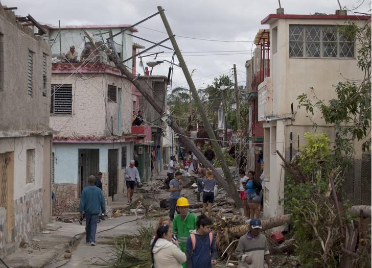 Фото №1 - На Кубу обрушился сильнейший за последние годы торнадо