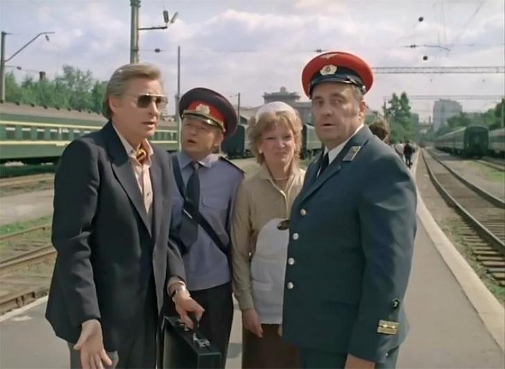 Фото №19 - 22 незаметные роли в популярных российских фильмах, которые исполнили сами режиссеры