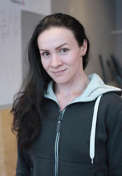 Татьяна Нияматова, легкоатлетка, фото