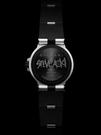Фото №3 - Танцы до рассвета: Bvlgari представил новую коллекцию часов, посвященную Стиву Аоки