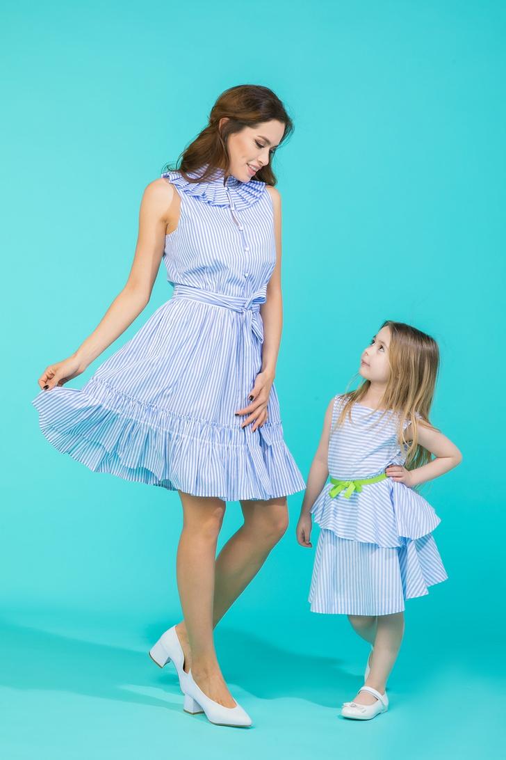 Фото №1 - BAON Family Look: вышла первая детская коллекция бренда
