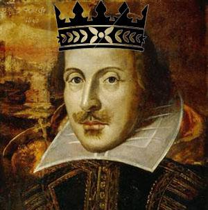 Фото №1 - Вильгельм Шекспир, король Англии