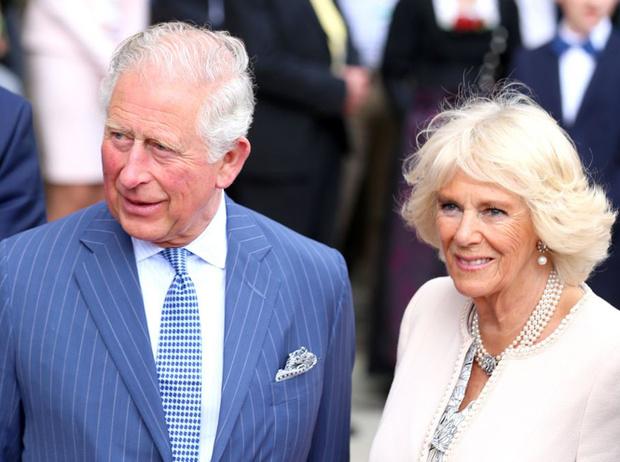 Фото №2 - Принц Чарльз познакомился с Арчи Сассекским