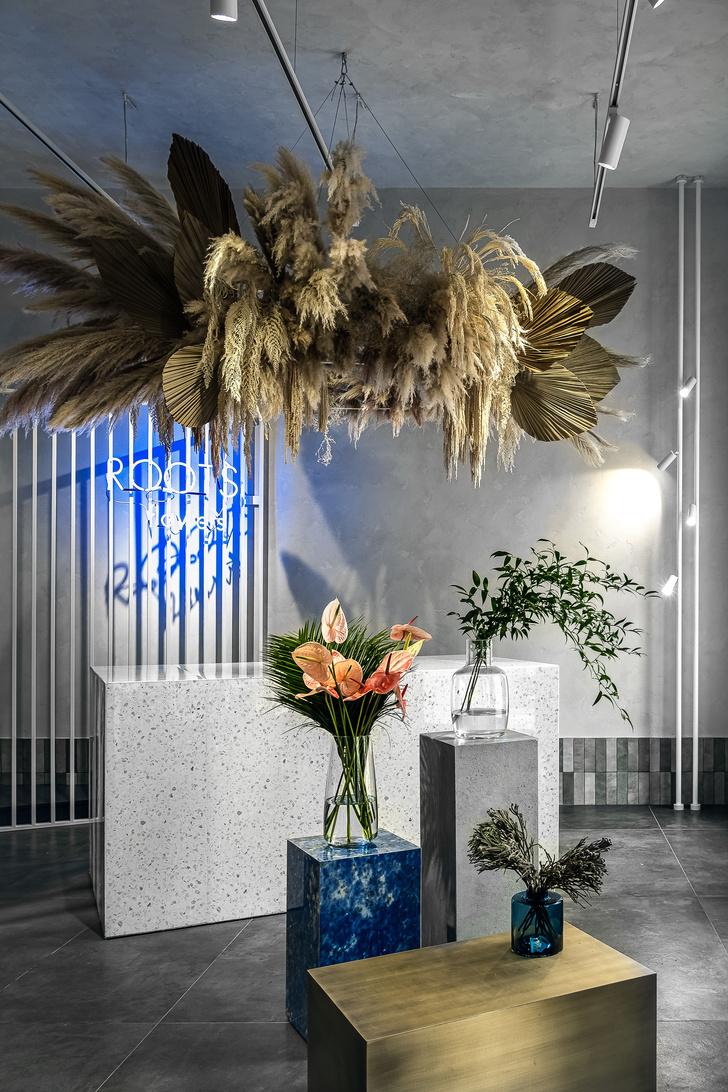 Фото №1 - Цветочный бутик Roots Flowers в Санкт-Петербурге