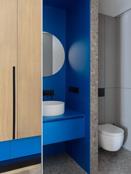 Фото №13 - Яркий минимализм: квартира 60 м² в Москве