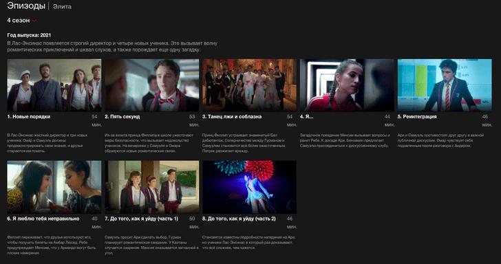 Фото №1 - Дождались! Четвертый сезон «Элиты» появился на Netflix 😍