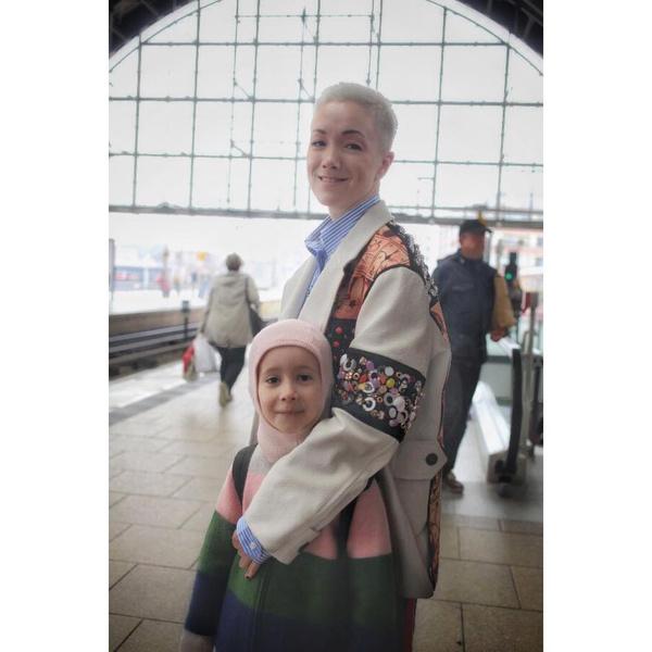 Фото №5 - 9-летняя дочь Богомолова становится похожа на Собчак