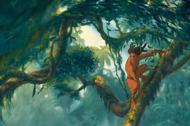 Фото №1 - 7 захватывающих путешествий по мотивам мультфильмов Disney