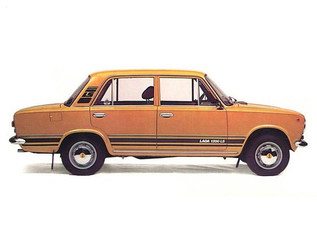 Фото №4 - Как назывались экспортные версии советских автомобилей