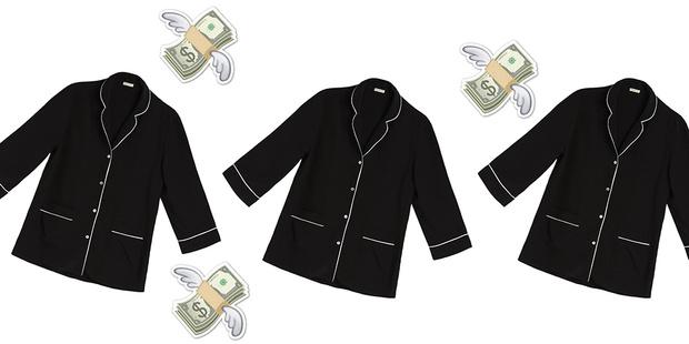 Фото №2 - Дорого-дешево: Рубашка с кантом