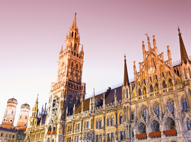 Фото №2 - Мюнхен: рекомендовано к посещению