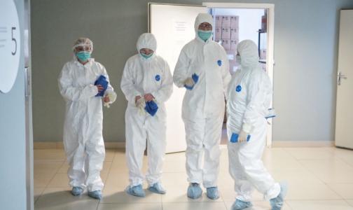 Фото №1 - В Петербурге более 3 тысяч медиков заразились коронавирусом. Официально 8 погибших