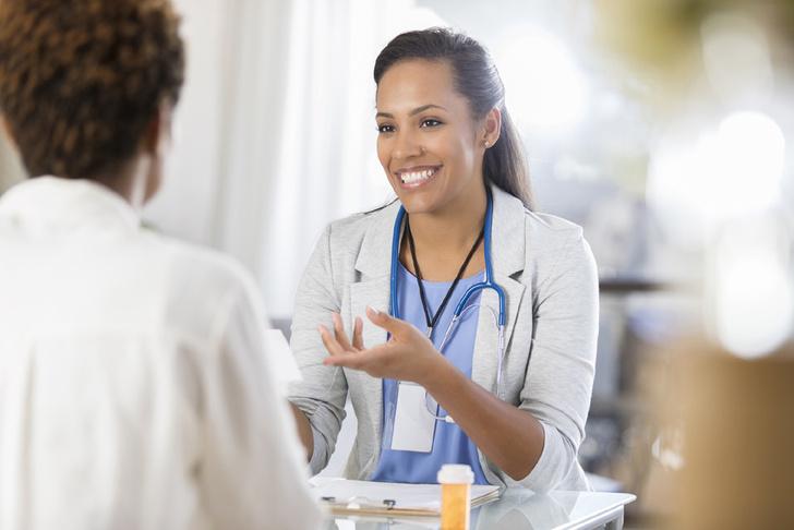 Фото №1 - Доброжелательность врача влияет на результат лечения