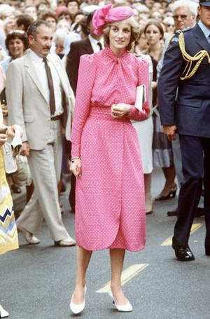 Фото №3 - Royal pink: как королевские особы носят розовый цвет