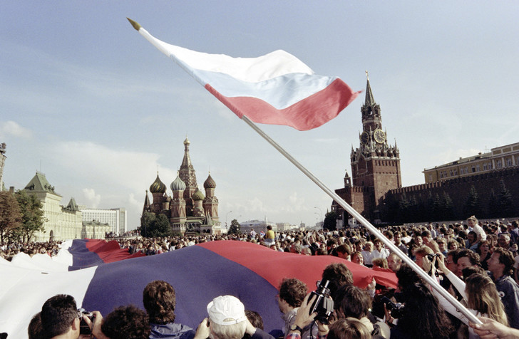 Фото №1 - В 1991 году… прекратил существование СССР