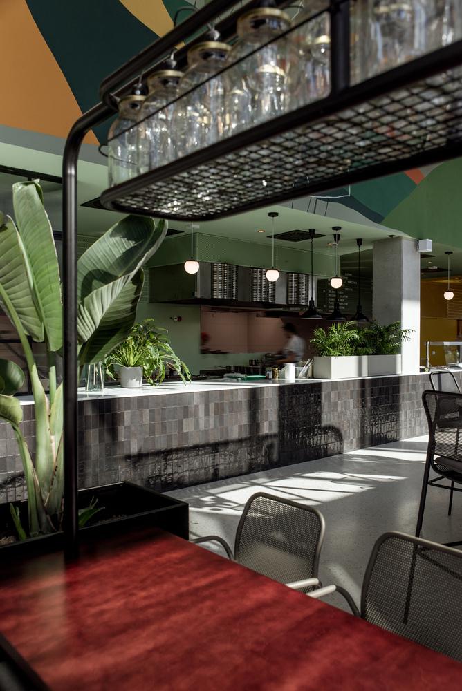 Фото №4 - Яркий ресторан в Вроцлаве