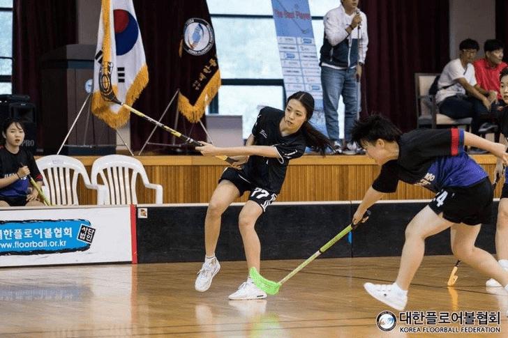 Фото №3 - K-pop айдолы, которые могли бы сделать блестящую карьеру в спорте 🤩