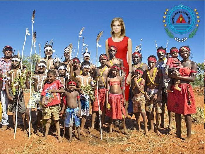 Фото №1 - Лучшие шутки о назначении Натальи Поклонской послом в Кабо-Верде