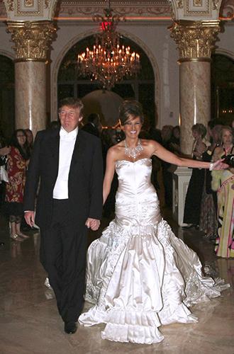 Фото №11 - 10 любопытных фактов о Мелании Трамп