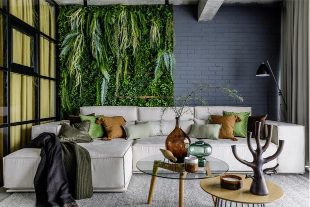 Фото №12 - Растения в интерьере: 7 идей для домашнего сада