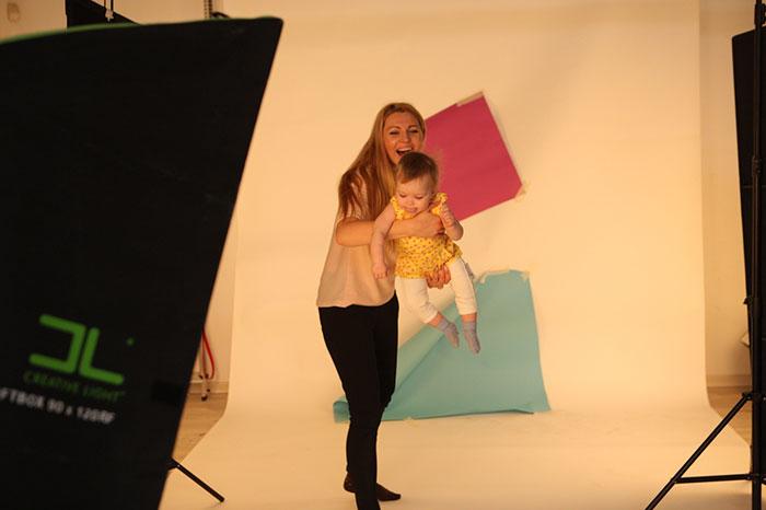 Фото №12 - Итоги второго кастинга конкурса «Малыш с обложки»