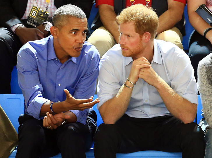 Фото №2 - Без политики: Гарри и Меган не позвали на свадьбу Обаму и Трампа