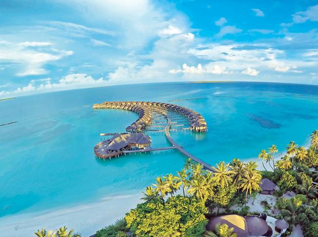 Фото №1 - Мальдивы: мечта, воплощённая в реальность