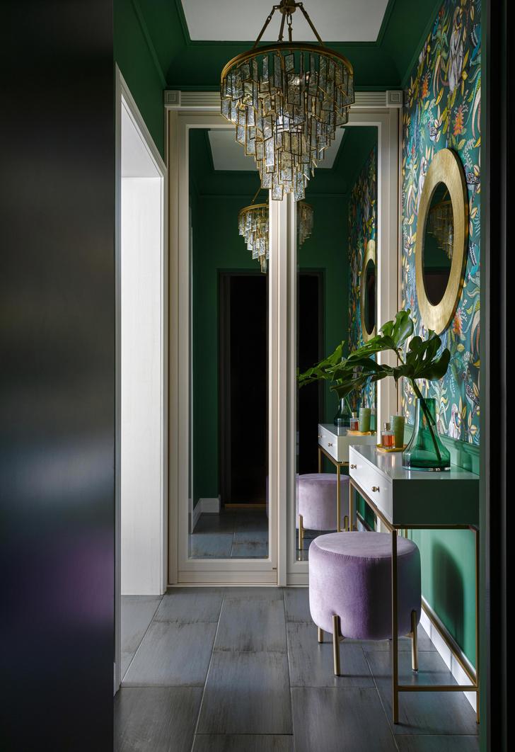 Фото №3 - Квартира в эклектичном стиле в Москве