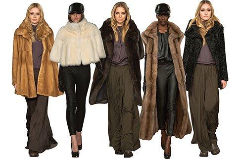 Фото №1 - Как носить мех зимой-2013: советы дизайнера