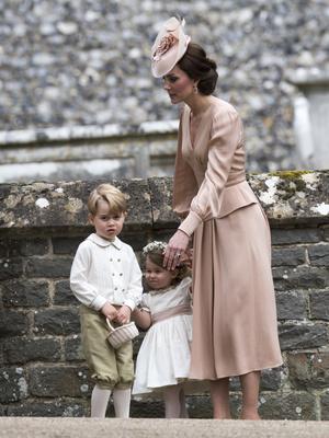Фото №3 - В какой роли Луи дебютирует значительно позже, чем Джордж и Шарлотта (и почему)