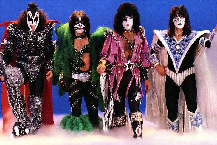 Фото №1 - История одной песни: «I Was Made for Lovin' You», Kiss, 1979