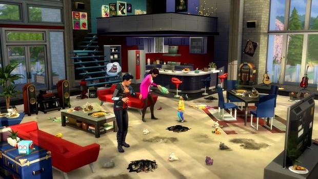 Фото №1 - В The Sims 4 появился новый тип контента— «Комплекты» 🤯