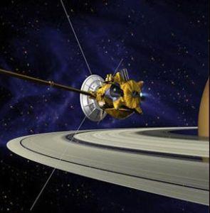 Фото №1 - Кассини продолжит изучать Сатурн
