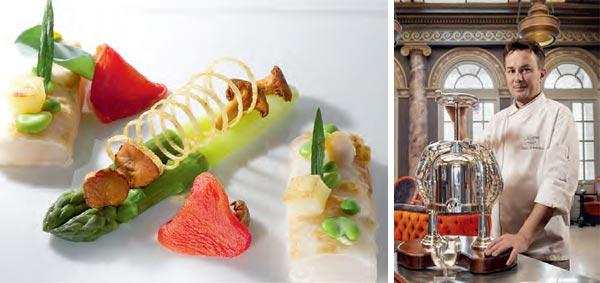 Фото №3 - Ресторан Le Pressoir d'Argent в отеле Grand Hotel de Bordeaux & Spa