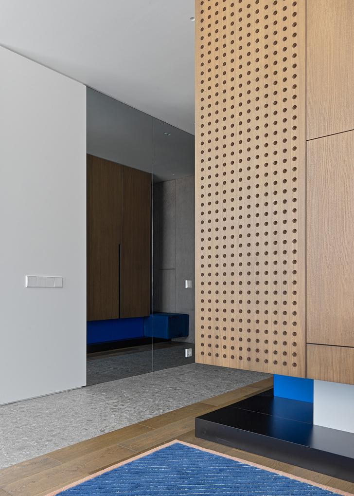 Фото №5 - Яркий минимализм: квартира 60 м² в Москве