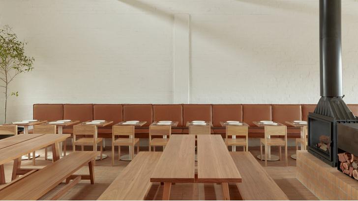 Фото №6 - Минималистское кафе Prior в Мельбурне