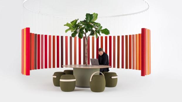 Фото №1 - Акустические панели из переработанного текстиля