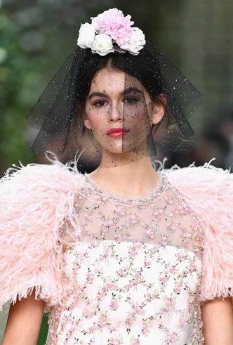 Фото №9 - Цветущий сад Карла: Chanel Haute Couture SS18