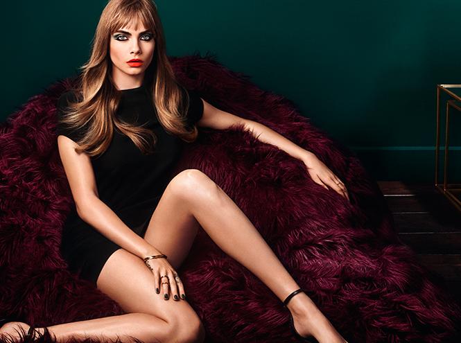 Фото №1 - Scandal'ная и дерзкая: новая коллекция макияжа YSL