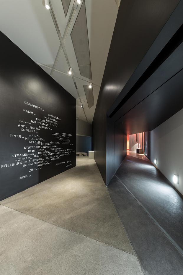 Фото №2 - Обновленное пространство Еврейского музея в Берлине