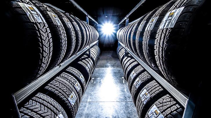 Фото №1 - Как это устроено: путешествие на завод по производству автомобильных шин