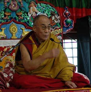 Фото №1 - Реинкарнацию Будд одобрит правительство