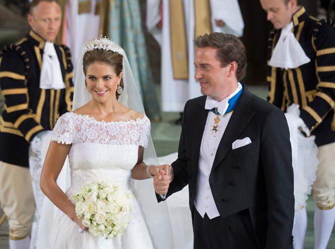 Фото №26 - Самые трогательные моменты королевских свадеб (о Гарри и Меган мы тоже не забыли)