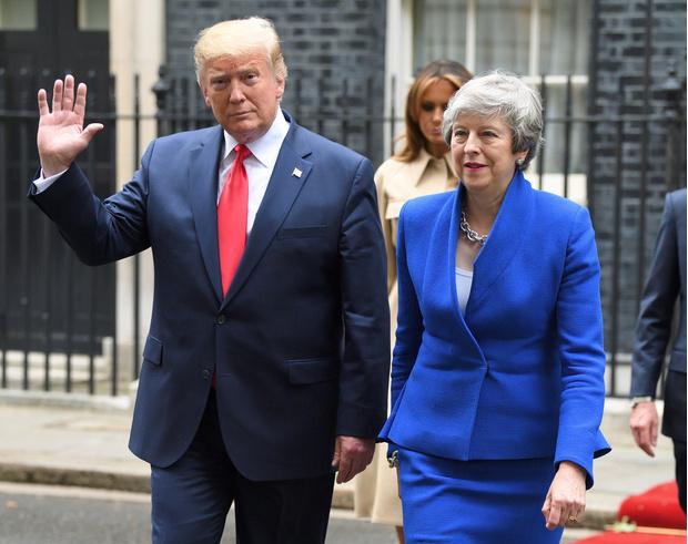 Фото №2 - «Глупая» Ангела Меркель и «бесхребетная» Тереза Мэй: что Трамп думает о мировых лидерах-женщинах